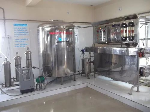 SS RO Water Processing System