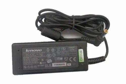 Lenovo 40W SLIM TRAVEL ADAPTER AC Adapter for Select Lenovo Laptops Black