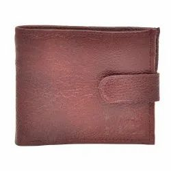 MB Brown Leather Wallets
