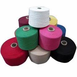 Plain Polyester 8 Single Yarn for Knitting