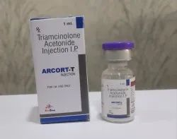 Triamcinolone Acetonide 40mg per 1ml Injection I.P.