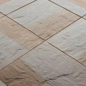 Two Tone Sandstone Tiles