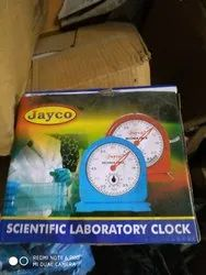 Scientific Laboratory Clock