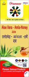 Aloe vera Amla Honey 500 Ml