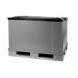 FLC Foldable Plastic Pallet Box