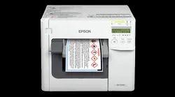 TM C3510 Epson Color Label Printer