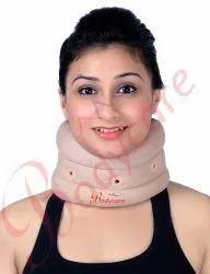Cervical Collar Soft Eyelet- Grey