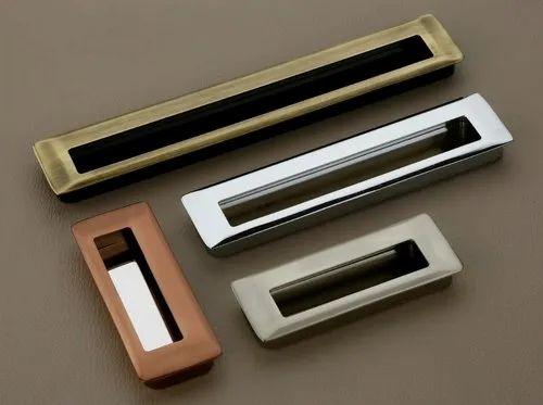 Stylish Cabinet Handle, Wardrobe Handles, Cabinet Pull Handle, Kitchen  Handles, Kitchen Cabinet Handles, Wardrobe Door Handles - AD Enterprise,  Rajkot | ID: 20596736897