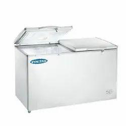 Top Open 200L Voltas Deep Freezer, Frost-Free