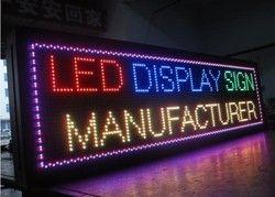 English LED Displays