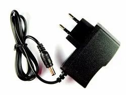 UAT Black 12V 1 AMP Adapter, For Electronic Instruments