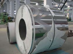 Stainless Steel Coil 2B BA (No.8 Mirror Finish)