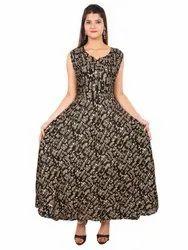 Rayon Ladies Dresses