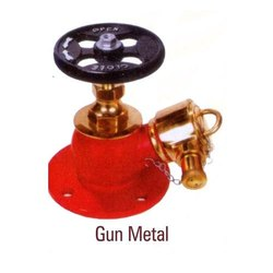 Force Single Landing Valve Gun Metal (Isi Marked), For Industrial, Size: 63mm Outlet