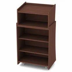 Four Shelf Podium