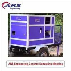 ARS Coconut Chilka Peeling Machine