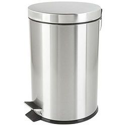 25 L Stainless Steel Dustbin