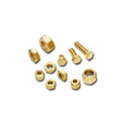 Brass Industrial Fasteners, Size: BW And CW