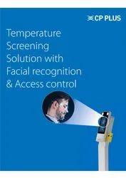 Ai Super Precision Face Recognition Solution  Forehead Temperature Measurement Face Recognition
