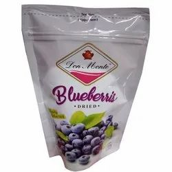 Don Monte Dried Blueberries, Packaging Type: Packet, Packaging Size: 250 g