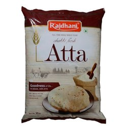 10 kg Rajdhani Wheat Flour, Speciality: No Artificial Flavour