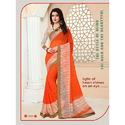Casual Wear Ladies Saree, With Blouse Piece