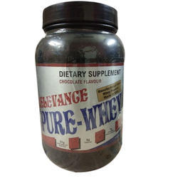 Relevance Muscle Building Pure Whey Protein Powder, Packaging Type: Small Plastic Jar, 0 - 1 Kg