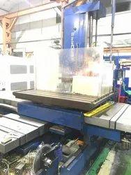 CNC Boring Machine Femco Horizontal Boring