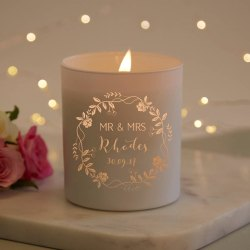 D-light Wedding Candle