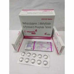 Methylcobalamin L-methylfolate Pyridoxal 5-phosphate Tablet