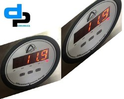 Aerosense Differential Pressure Gauge Model CBDPG -QL-LED Range 0-60 PA