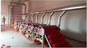 HSN Seven Roller Cotton Waste Recycling Machinery