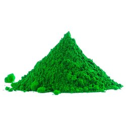 Green Rangoli Powder