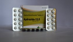 Hydrochlorothiazide 12.5mg