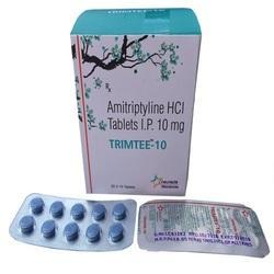 Amitriptyline HCl Tablets
