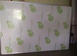 White Ceramic Marker Board