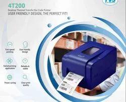 TVS Zenpert barcode printer