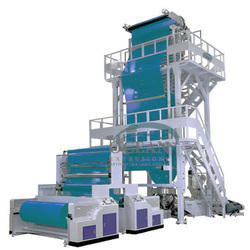 HM LDPE Mono Layer Blown Film Plant