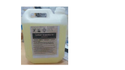 Sodium Hypochlorite disinfected