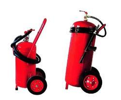 Fire Extinguishers Trolly Type