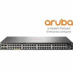 Aruba JL253A-2930F 48G 4SFP+ PoE Switch