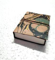 Printed Designer Handmade Leather Writing Notebook