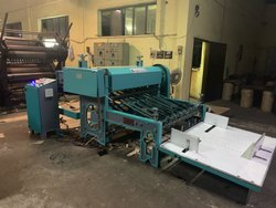 Paper And Corrugated Sheet Cutting Machine