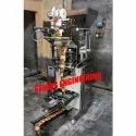 Granules Semi Automatic Pneumatic FFS Machine