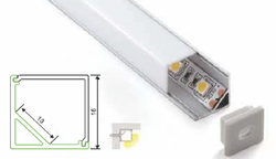 Led Aluminum Profile JVB007