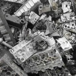 Silver Aluminum Casting Scrap, For Automobile Industry, Size: Sliver