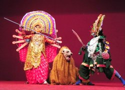 Chhau Dance Performing Artist Service