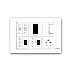 Current Rating: 5 A White Lighting Control Remote Switch, 240 V