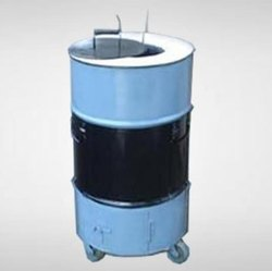 Mild Steel Round MS Drum Tandoor, For Hotel, Capacity: 20 To 22 Roties