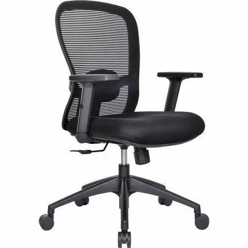 Black Mesh Executive Office Chair